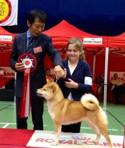 1/11-14, 1.BIS jr, NMK Letohallen Dommer: Toshinori Omura